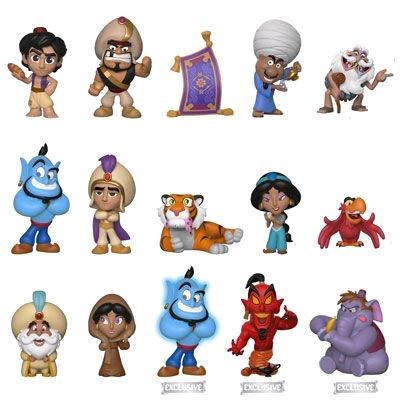 Aladdin - Mystery Minis TAR US Exclusive Blind Box