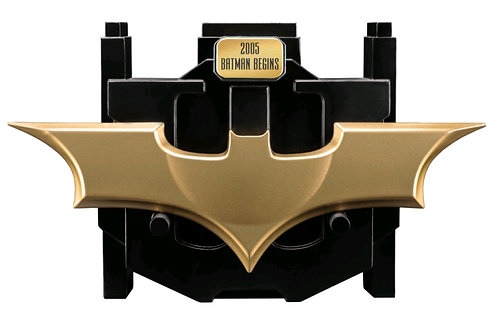 Batman Begins - Batarang Metal Replica