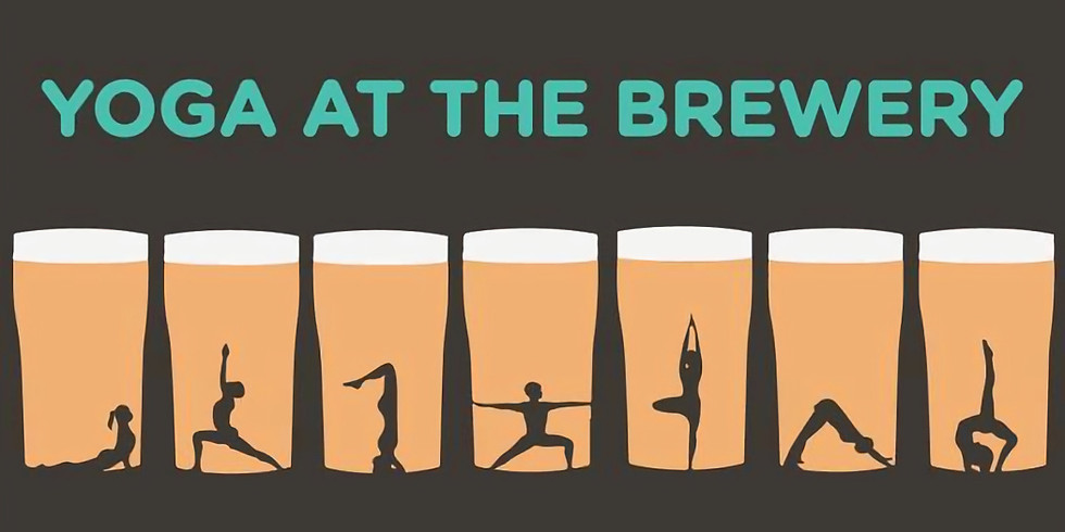 Yoga at the Brewery