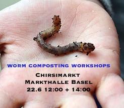 Free Wormcomposting Workshops!