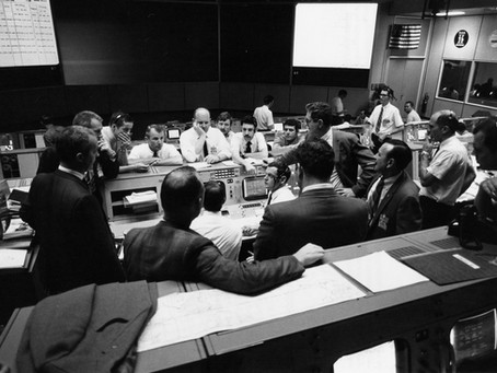 Banking's Apollo 13 Moment