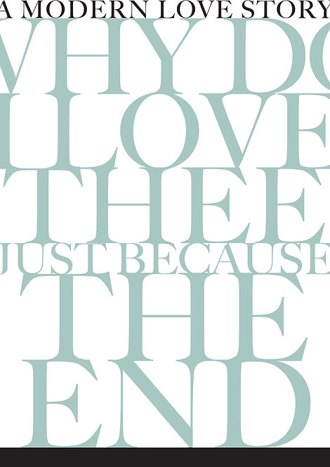 I love thee poster, love prints, love words poster, Shakespeare poster