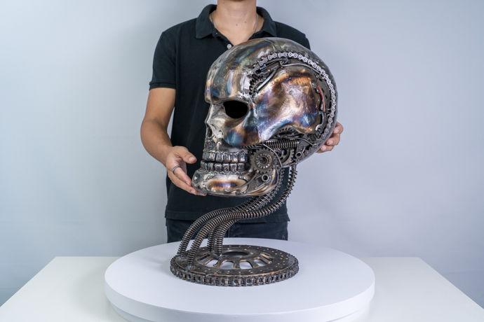 Skull metal art sculpture artwork_.jpg