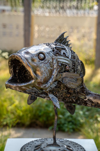 animal metal art sculpture by mari9art-3