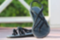 sandals for women sassy design all black color by nittynice
