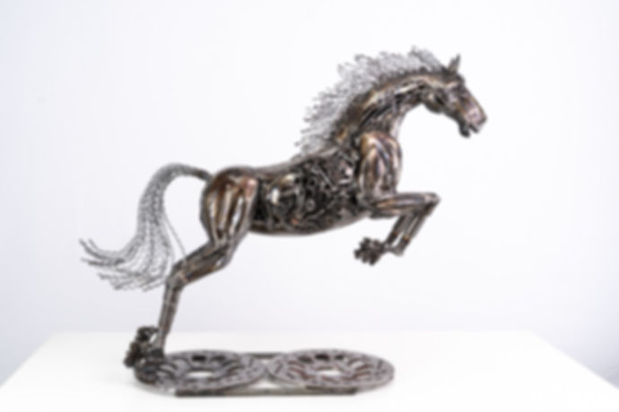 Horse metal art sculpture artwork_-3.jpg