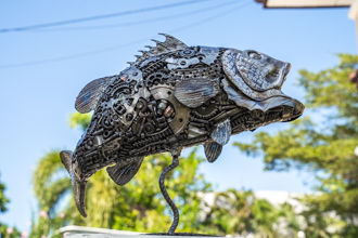 animal metal art sculpture by mari9art-8