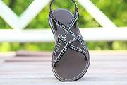Handmade sandal ava design brown color open toe sandals