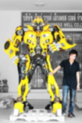 Big size transformer scrap metal