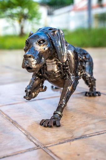dog metal art mari9art sculpture-3.jpg