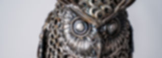 Standing owl scrap metal artwork.jpg