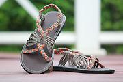 Handmade sandal bobby design open toe sandals