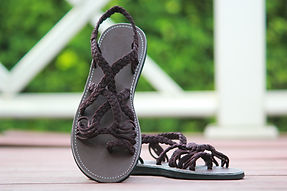 sandals for women bella design brown color by nittynice