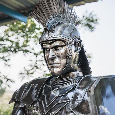 Roman warrior scrap metal sculpture_.jpg