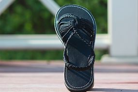 sandals for women bobby style black color by nittynice
