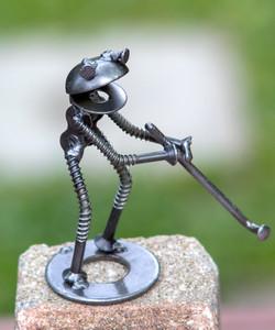 Little frog metal