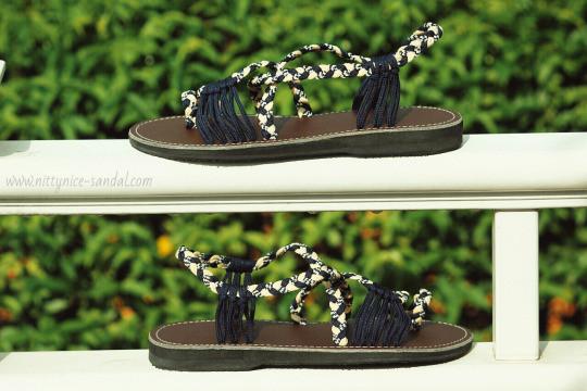 Amazing Sandal 2016 - Summer Shoes Braided Rope Style