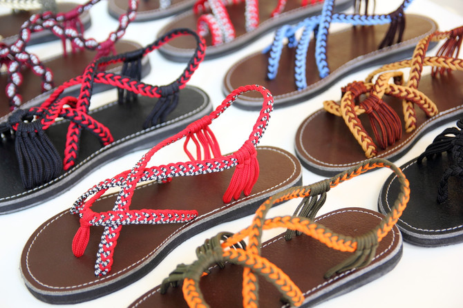 Sandals collection for this summer