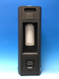 中型ディフューザー 香料ボトル設置の様子