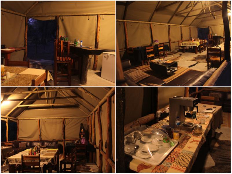 Salambala dining room
