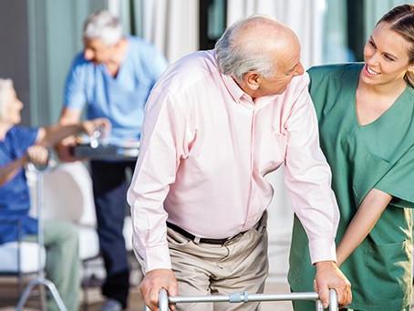 Risk management in elder care facilities