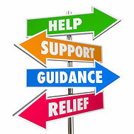 help-support-guidance-relief-assistance-