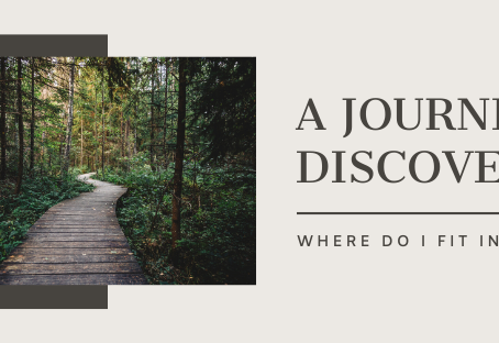 A journey of self-discovery - finding my new why!