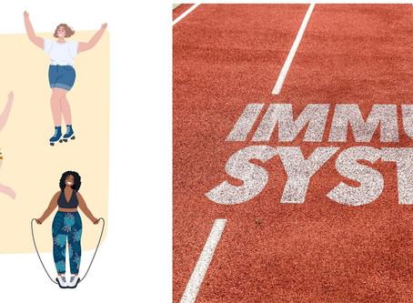 Exercise, Immunity and Stress