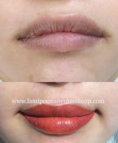 Lips Blending by L'AMI