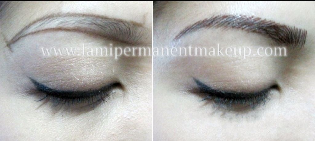 6D Eyebrow Embroidery by L'AMI
