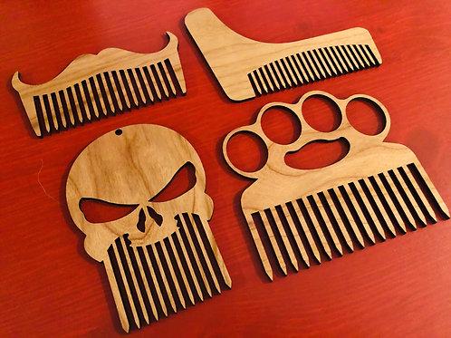 Cherry Beard Comb