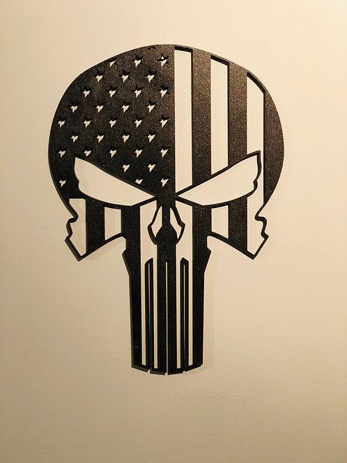 Punisher Fan Decor