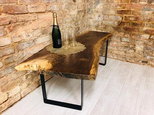 Walnut Coffee Table / Bench