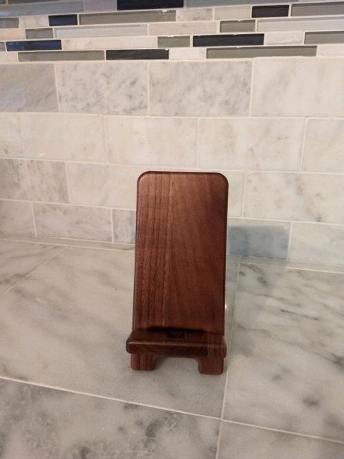 Phone / Tablet / Kindle Stand - Walnut