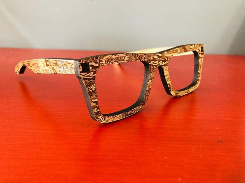 Comic Book Glasses