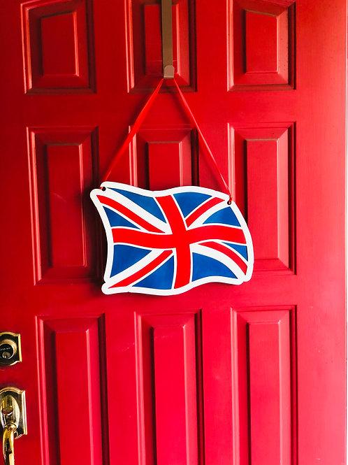 Union Jack Door Hanger