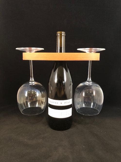 Wine Glass / Bottle Holder