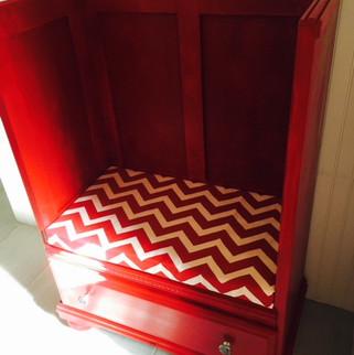 Reclaimed Dresser
