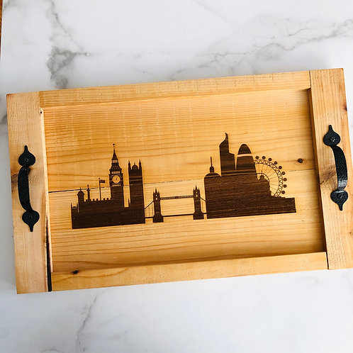 London Serving Tray
