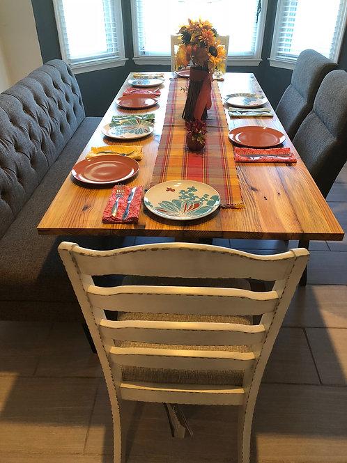Custom Farm House Tables