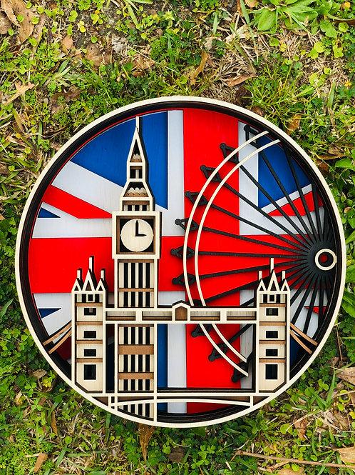 London Multilayer Home Decor