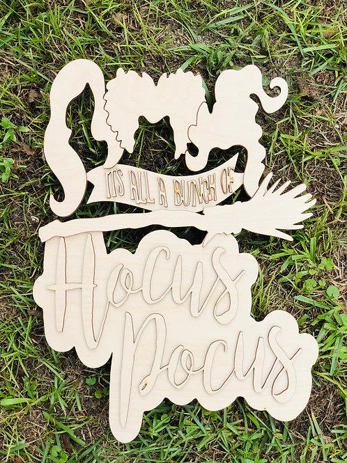 Hocus Pocus Paint Blank