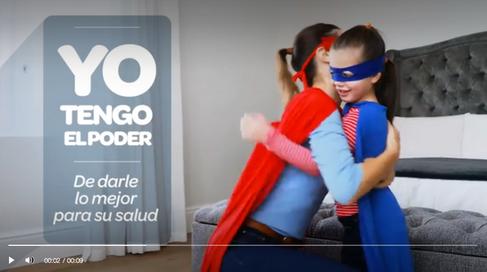 REDES YO TENGO EL PODER