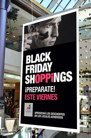 Aplicación en Mall