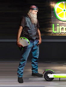 LIME URUGUAY SCOOTERS