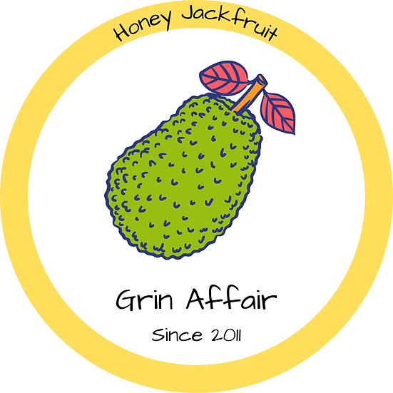 Honey Jackfruit (473ml)