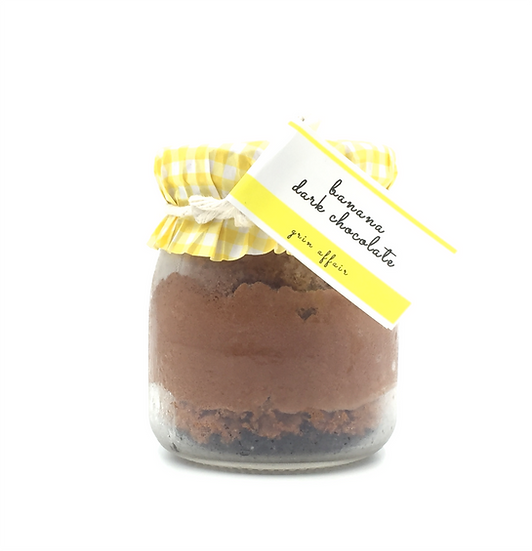 Banana Dark Chocolate (Premium)