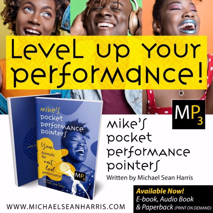 Mik'e Pocket Performance Pointers