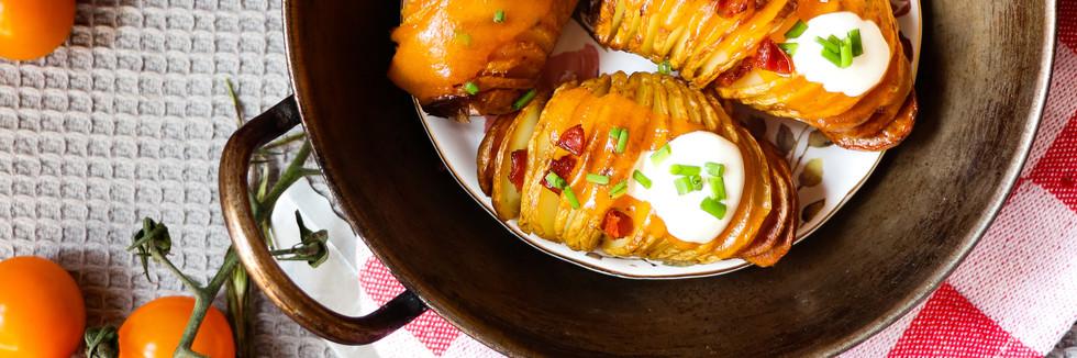Scotty Brand Baked Potatoes