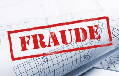 fraude internacional fornecedores